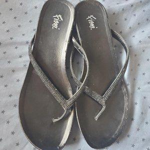 Black Fioni Sandals S